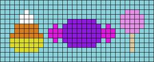 Alpha pattern #44196