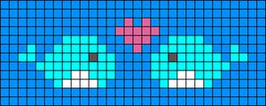 Alpha pattern #44197