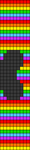 Alpha pattern #44208