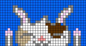 Alpha pattern #44213