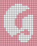 Alpha pattern #44220