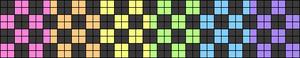 Alpha pattern #44234