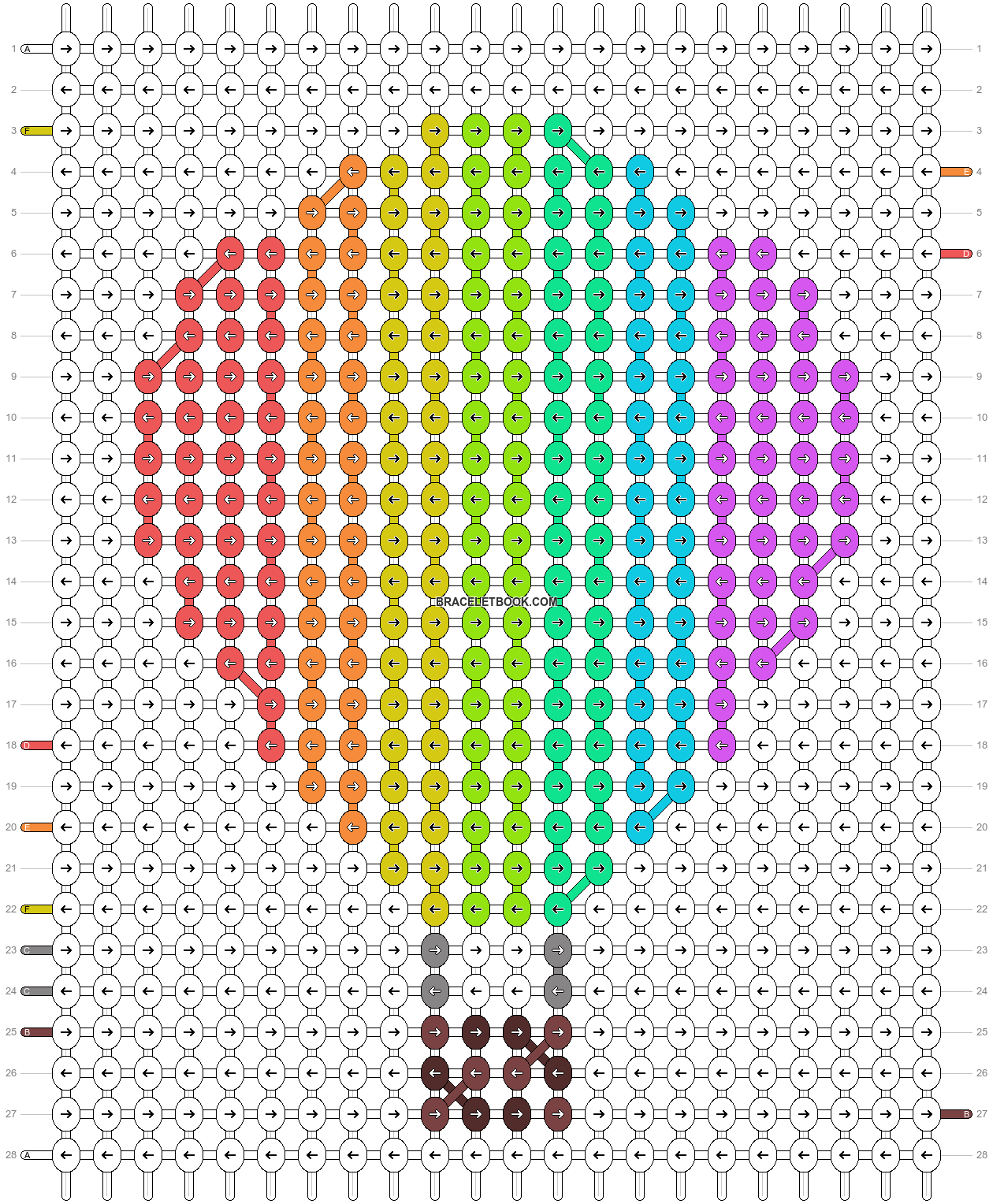 Alpha pattern #44241 pattern