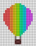 Alpha pattern #44241