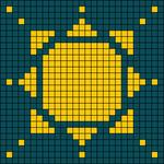 Alpha pattern #44246