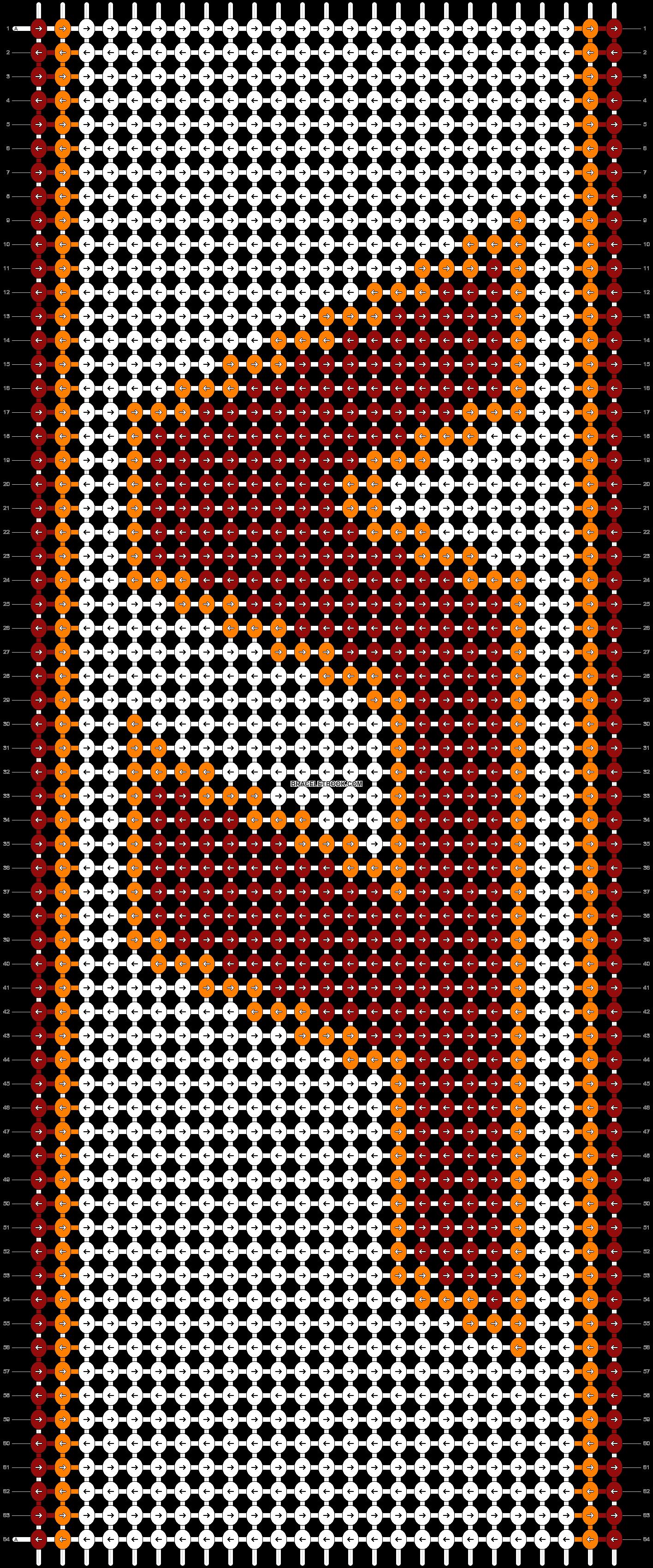 Alpha pattern #44248 pattern