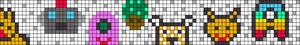 Alpha pattern #44253