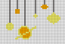 Alpha pattern #44257