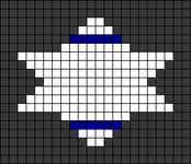 Alpha pattern #44270