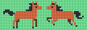 Alpha pattern #44273