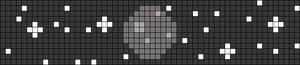 Alpha pattern #44280