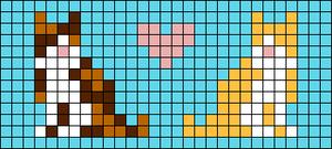 Alpha pattern #44294