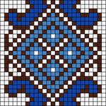 Alpha pattern #44314