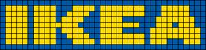 Alpha pattern #44317