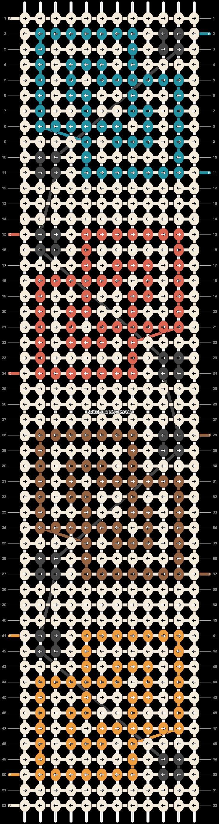 Alpha pattern #44319 pattern
