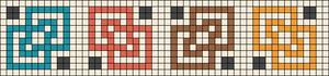 Alpha pattern #44319