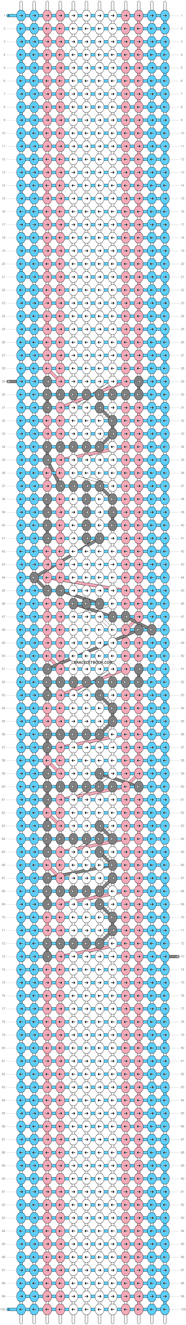 Alpha pattern #44322 pattern