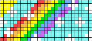 Alpha pattern #44346