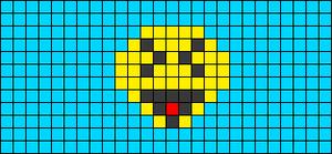 Alpha pattern #44347