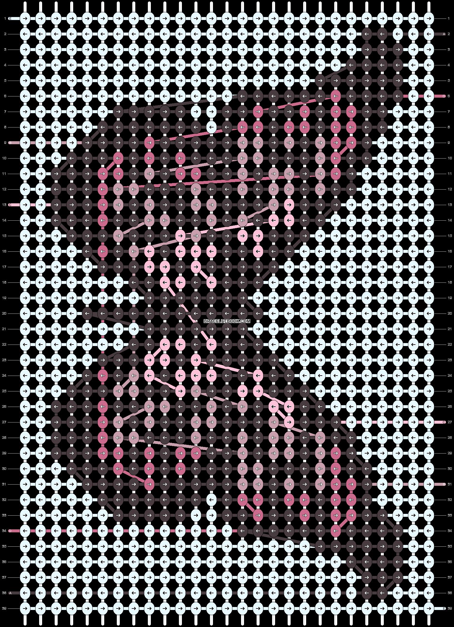 Alpha pattern #44354 pattern