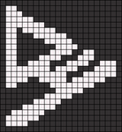 Alpha pattern #44364