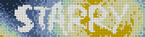 Alpha pattern #44366
