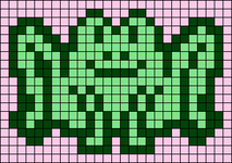 Alpha pattern #44372