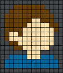 Alpha pattern #44376
