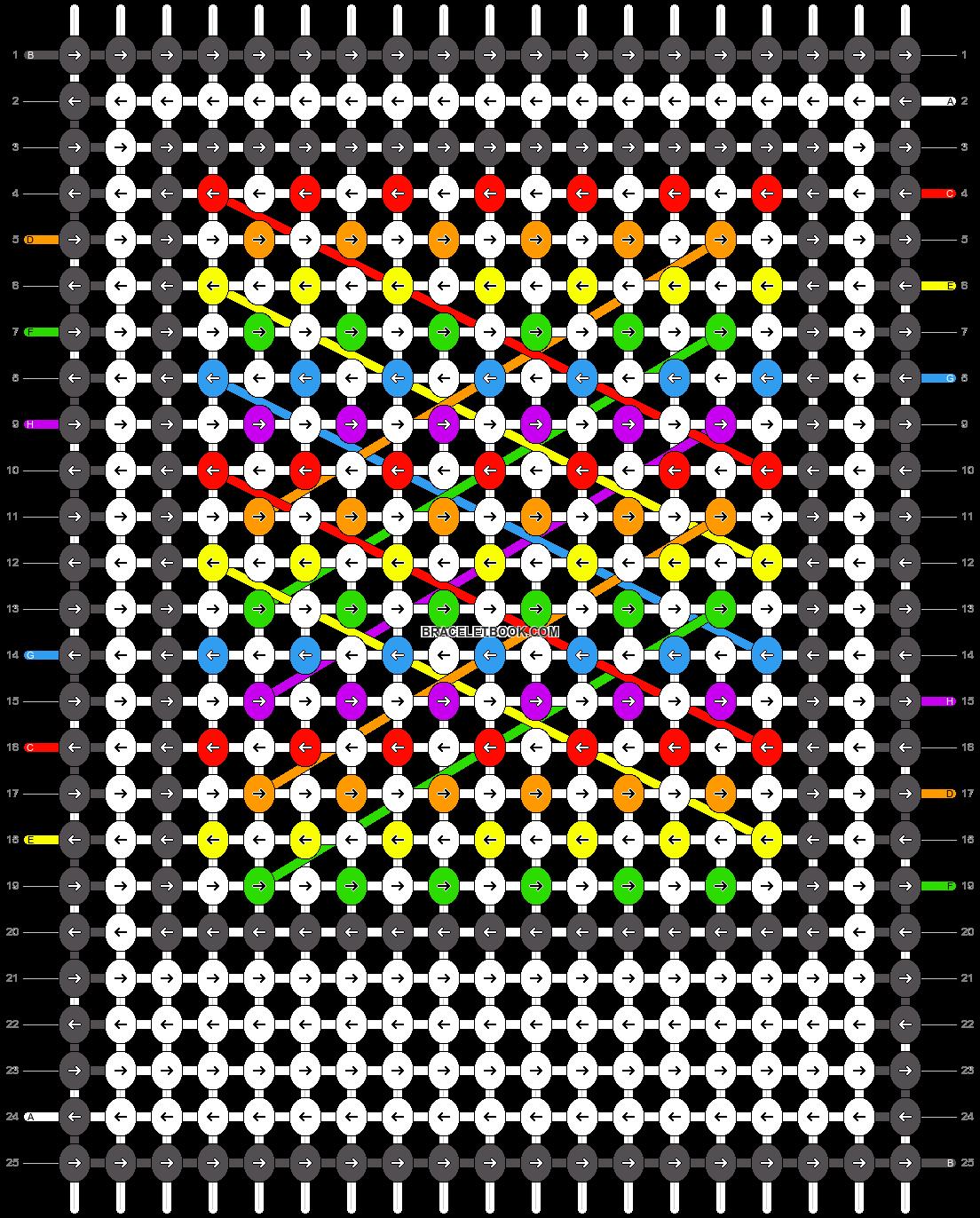Alpha pattern #44382 pattern