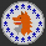 Alpha pattern #44387