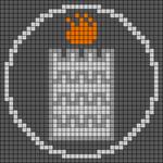 Alpha pattern #44390