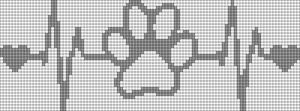 Alpha pattern #44392