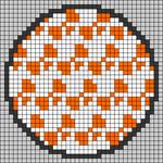 Alpha pattern #44394