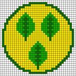 Alpha pattern #44395