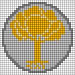 Alpha pattern #44397