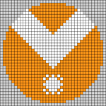 Alpha pattern #44399