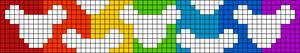 Alpha pattern #44407