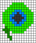 Alpha pattern #44416