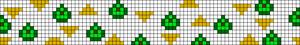 Alpha pattern #44424