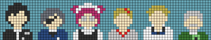 Alpha pattern #44428