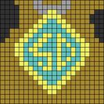 Alpha pattern #44450