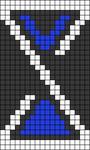 Alpha pattern #44454
