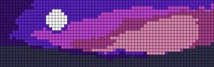 Alpha pattern #44455