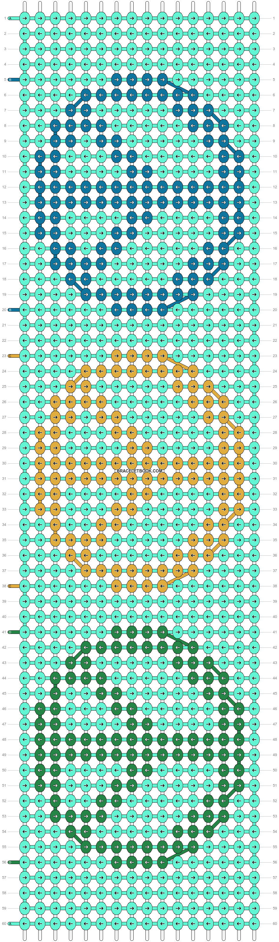 Alpha pattern #44461 pattern