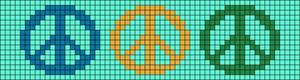 Alpha pattern #44461