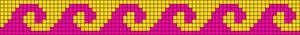 Alpha pattern #44480