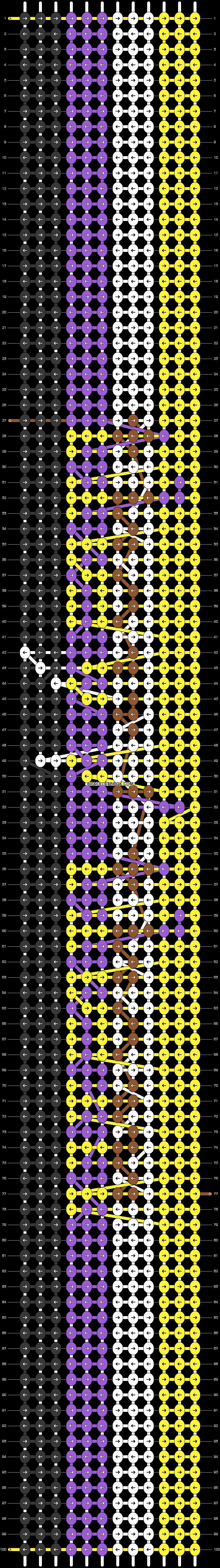 Alpha pattern #44485 pattern