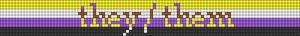 Alpha pattern #44485