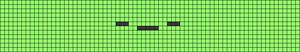 Alpha pattern #44486