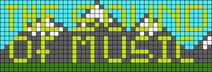 Alpha pattern #44487